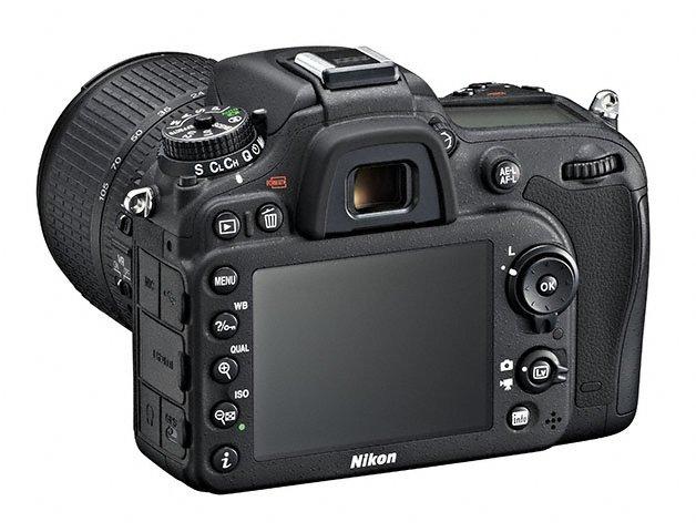 Nikon-D7100-DSLR-camera