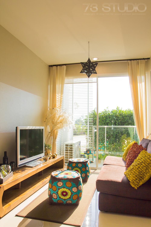 ช่างภาพ ถ่ายรูปห้องตัวอย่าง คอนโด บ้าน ภายใน