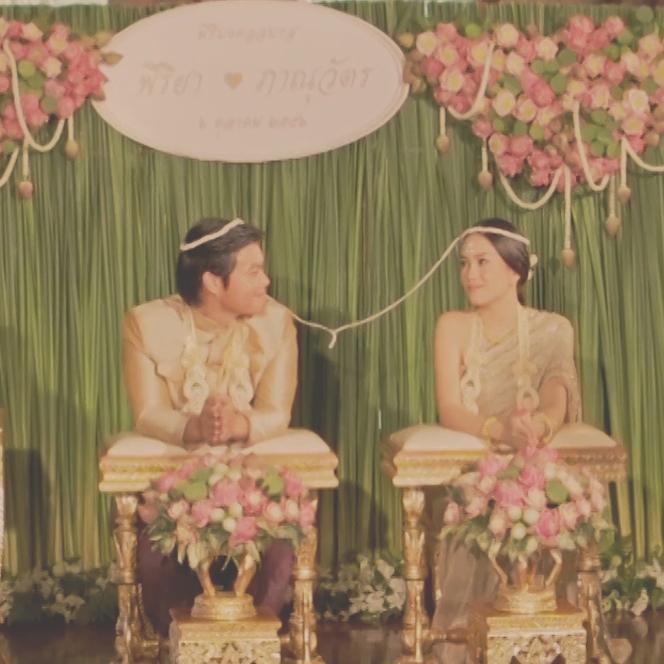 ถ่ายVDO MVแต่งงาน Wedding Cinema Dome & Ong '