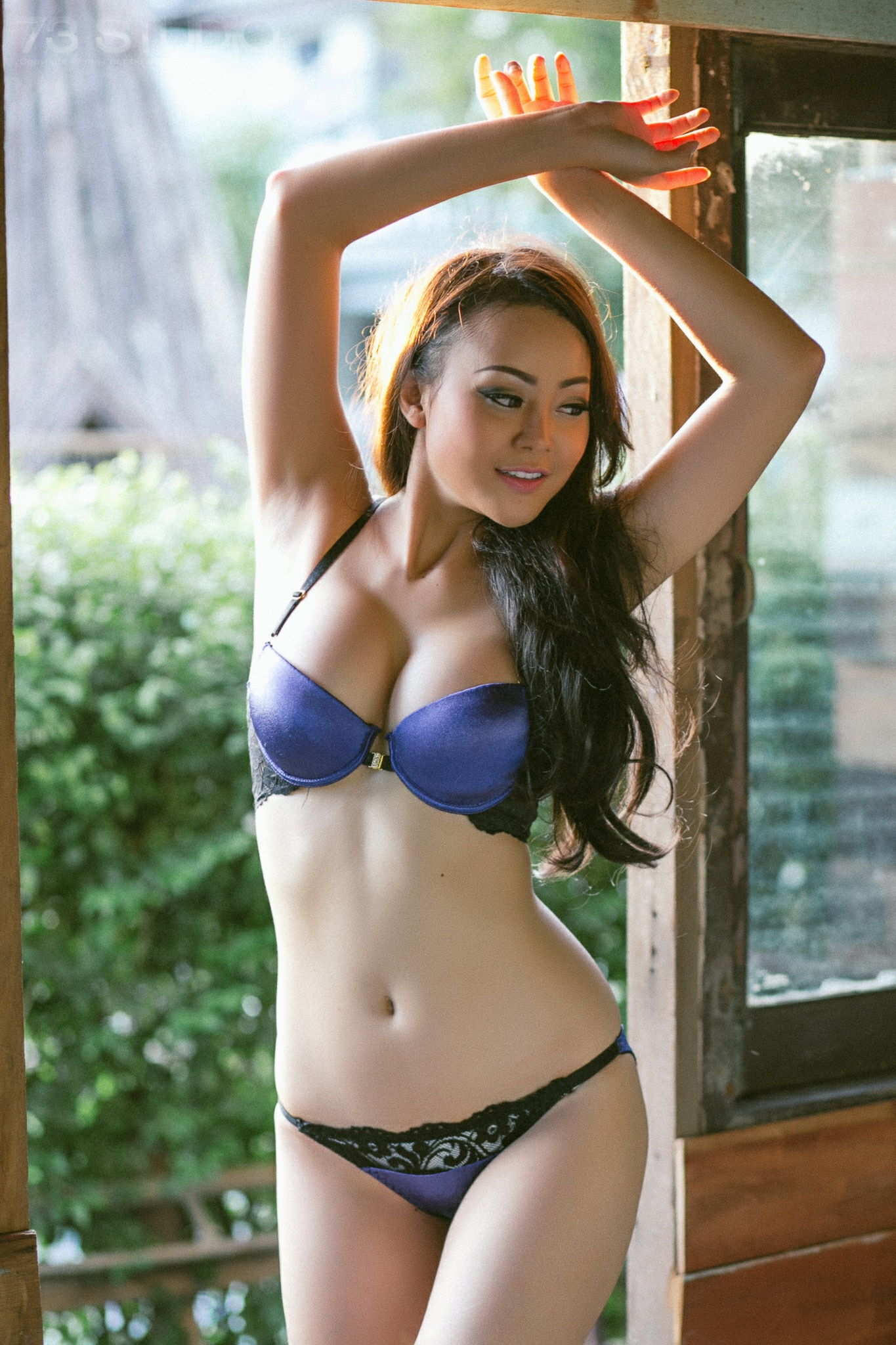 ถ่ายภาพ แฟชั่น Profile Sexy : Meaw